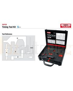 Toledo 304758 Timing Tool Kit - Bmw & Mini