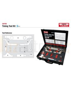 Toledo 304760 Timing Tool Kit - Holden (GM)