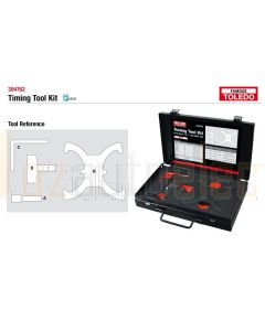Toledo 304762 Timing Tool Kit - Ford & Volvo