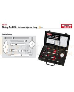 Toledo 304771 Timing Tool Kit - Universal