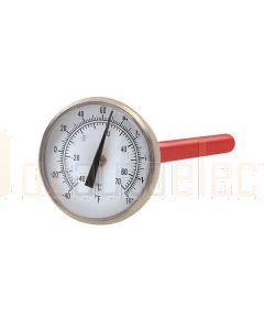 Toledo 308001 Pocket Style Thermometer - Dual Scale
