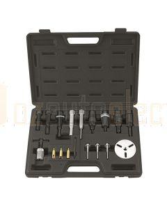 Toledo 308386 A/C Clutch Hub Puller & Installer Kit - 18pc