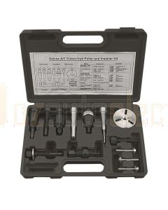 Toledo 308389 A/C Clutch Hub Puller & Installer Kit - 13pc