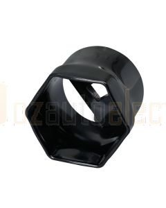Toledo 309001 Wheel Bearing Lock Nut Socket - Hexagon 6 Point 2 3/32In