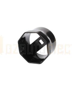 Toledo 309022 Wheel Bearing Lock Nut Socket - Octagon 8 Point 3 7/8In