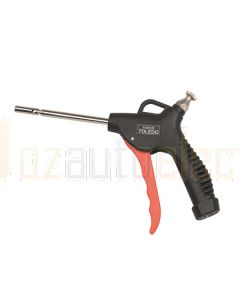 Toledo 321100 Air Blow Gun - High Flow Safety Type (100mm)