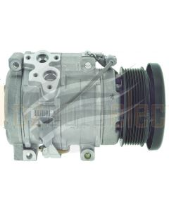 Toyota Prado KDJ150R Turbo Diesel Air Conditioning Compressor with Dual A/C