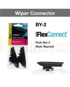 Tridon BY-2 Wiper Connector Flexconnect Bayonet Pair (2)