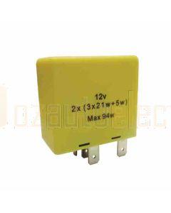 Tridon FET22 6 Pin Electronic Flasher Relay (12v)