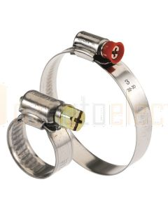 Tridon MP1C MP Series Multipurpose Regular Clamp - 22-38mm (Carded of 2)