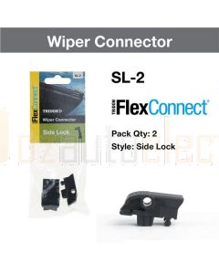 Tridon SL-2 Wiper Connector Flexconnect Side Lock Pair (2)