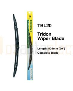 Tridon TBL20 Wiper Complete Blade - 505mm (20in)