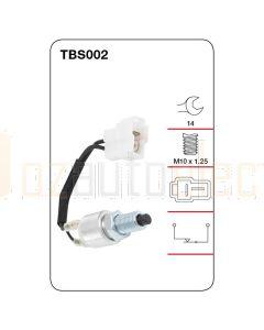 Tridon TBS002 Brake Light Switch