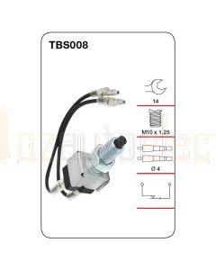 Tridon TBS008 Brake Light Switch
