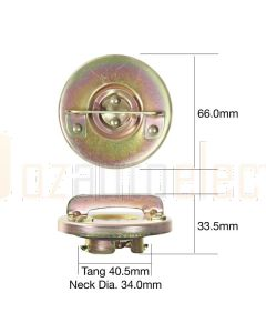 Tridon TFNL209V Fuel Cap (Non Locking)