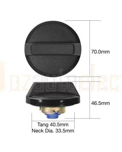 Tridon TFNL210 Fuel Cap (Non Locking)