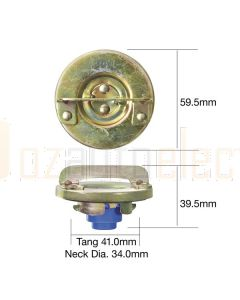 Tridon TFNL213 Fuel Cap (Non Locking)