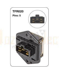Tridon TFR020 5 Pin Heater Fan Resistor