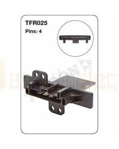 Tridon TFR025 4 Pin Heater Fan Resistor