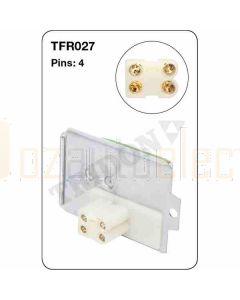 Tridon TFR027 4 Pin Heater Fan Resistor