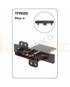 Tridon TFR028 4 Pin Heater Fan Resistor