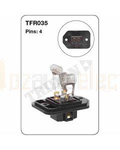 Tridon TFR035 4 Pin Heater Fan Resistor (OEM Product)
