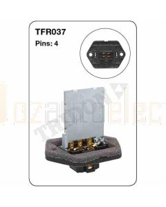 Tridon TFR037 4 Pin Heater Fan Resistor (OEM Product)