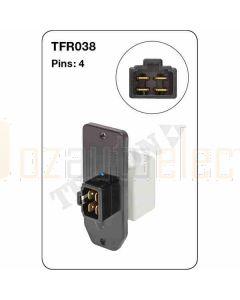 Tridon TFR038 4 Pin Heater Fan Resistor