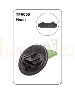 Tridon TFR056 4 Pin Heater Fan Resistor