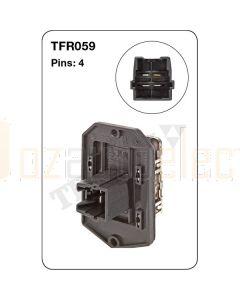 Tridon TFR059 4 Pin Heater Fan Resistor