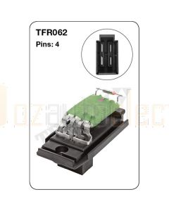 Tridon TFR062 4 Pin Heater Fan Resistor