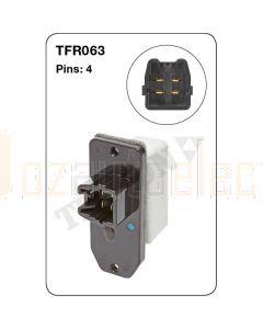 Tridon TFR063 4 Pin Heater Fan Resistor