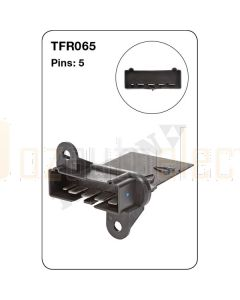 Tridon TFR065 5 Pin Heater Fan Resistor