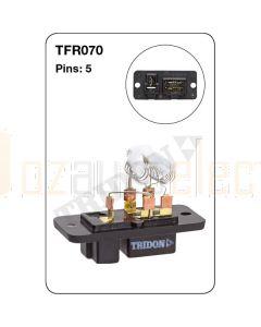 Tridon TFR070 5 Pin Heater Fan Resistor