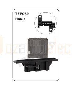 Tridon TFR089 4 Pin Heater Fan Resistor (OEM Product)