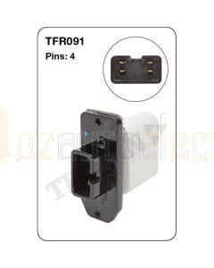 Tridon TFR091 4 Pin Heater Fan Resistor