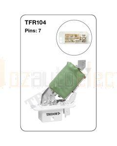 Tridon TFR104 7 Pin Heater Fan Resistor