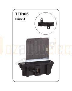 Tridon TFR106 4 Pin Heater Fan Resistor