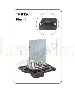Tridon TFR126 4 Pin Heater Fan Resistor (OEM Product)