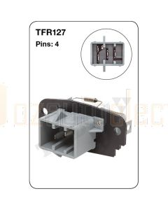 Tridon TFR128 4 Pin Heater Fan Resistor