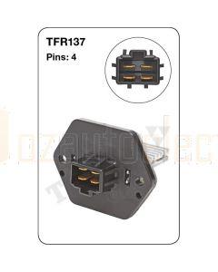 Tridon TFR137 4 Pin Heater Fan Resistor (OEM Product)