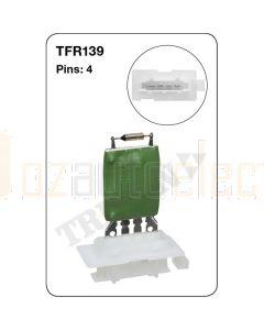 Tridon TFR139 4 Pin Heater Fan Resistor