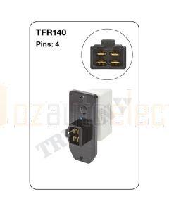 Tridon TFR140 4 Pin Heater Fan Resistor
