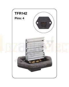 Tridon TFR142 4 Pin Heater Fan Resistor (OEM Product)