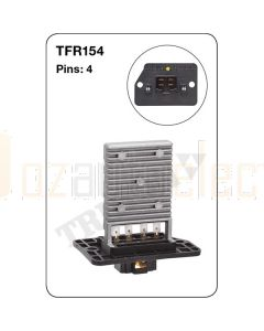 Tridon TFR154 4 Pin Heater Fan Resistor (OEM Product)