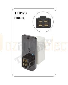 Tridon TFR173 4 Pin Heater Fan Resistor