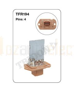 Tridon TFR194 4 Pin Heater Fan Resistor (OEM Product)
