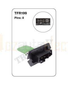 Tridon TFR199 8 Pin Heater Fan Resistor