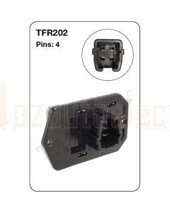 Tridon TFR202 4 Pin Heater Fan Resistor