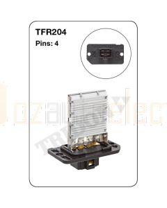 Tridon TFR204 4 Pin Heater Fan Resistor (OEM Product)